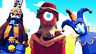 TABS Update! SECRET Cyclops Viking, Vlad & Jester New Units - Totally Accurate Battle Simulator