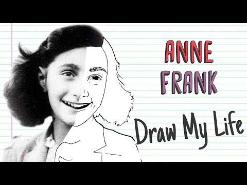 ANNE FRANK | Draw My Life