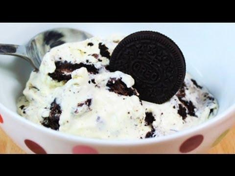 How To Make Oreo Ice Cream