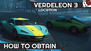 Just Cause 3 | Verdeleon 3 Sports Car Location - Best Vehicles in Just Cause 3