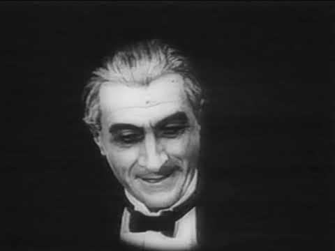 Wege des schreckens/Los senderos del terror (1921, Austria) Michael Curtiz