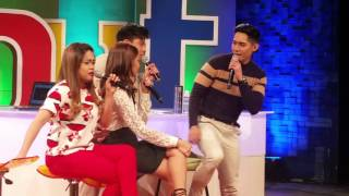KathNiel Kilig Moments on ASAP Chill Out