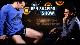 Steven Crowder | The Ben Shapiro Show Sunday Special Ep. 19