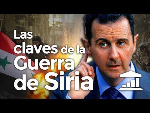 ¿Por qué AL ASAD ha ganado la GUERRA de SIRIA? - VisualPolitik