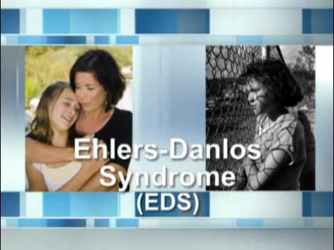 Screenshot for video: Ehlers-Danlos Syndrome awareness video