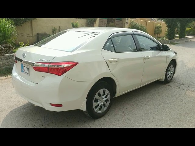Toyota Corolla XLi VVTi 2015 for Sale in Islamabad
