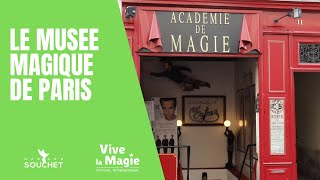 Vignette de Le MUSEE de la MAGIE à PARIS créé par Georges PROUST. Un moment d' enchantement et de merveilleux