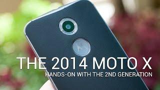 Moto X 2014 hands-on