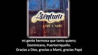 Aventura - Aventura [song] (lyric - letra)