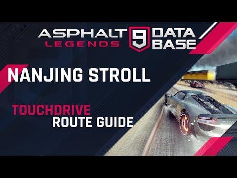 ASPHALT 9 - LEGENDS - SHANGHAI | NANJING STROLL - смотреть онлайн на