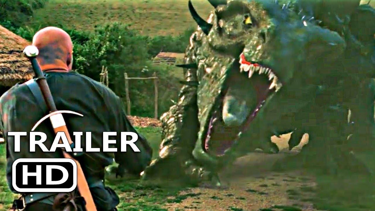 New Sci-Fi Movie: Dragon Kingdom, 2019