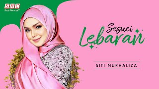 Siti Nurhaliza Sesuci Lebaran...