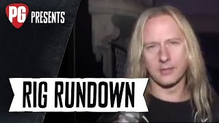Rig Rundown   Alice In Chains' Jerry Cantrell