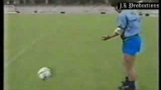Maradona amazing soccer and dribble skills part 2