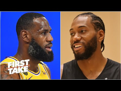 Lakers or Clippers: Which team wins the West? | First Take