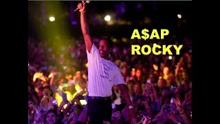 ASAP ROCKY LIVE CONCERTS COMPILATION (CRAZY CROWD REACTIONS)
