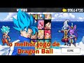 O Melhor Jogo De Dragon Ball Legendary M ni Warriors