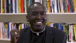 Un obispo de la primera generación de cristianos del norte de Kenia