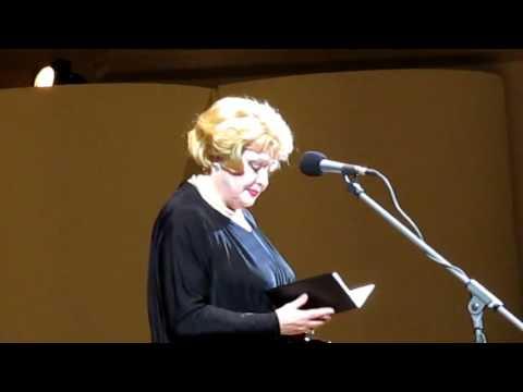 Татьяна Доронина читает Цветаеву