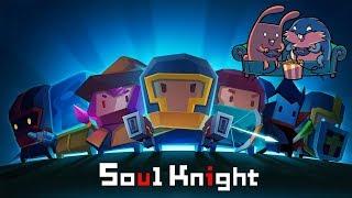"""Обзор Soul Knight """"Мой любимый рогалик"""""""
