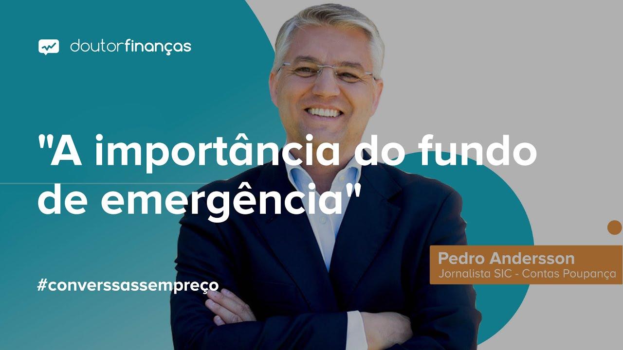 Conversas sem preço Pedro Andersson