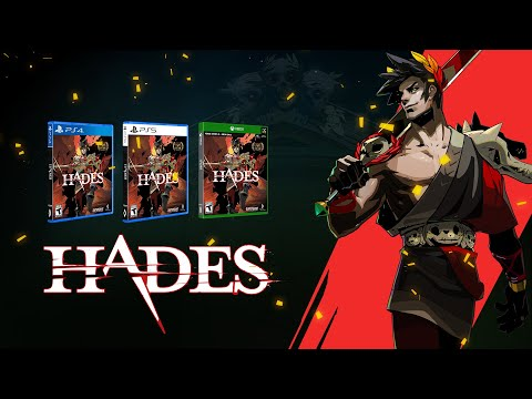 Trailer PS4, PS5, Xbox One et Xbox Series de Hades