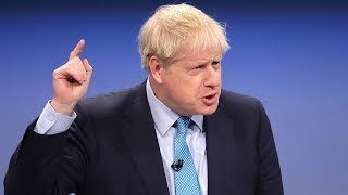 video: Boris Johnson's Conservative Party conference speech, in full