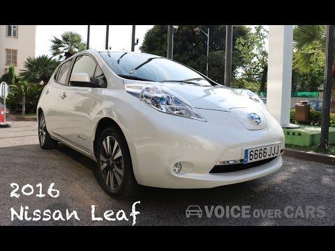 Nissan Leaf 2016 (30 kWh Version) Fahrbericht | Review | Vorstellung