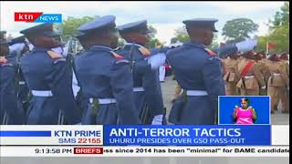 President Uhuru Kenyatta assures Kenyans on more advanced technology to aide in the fighting terror