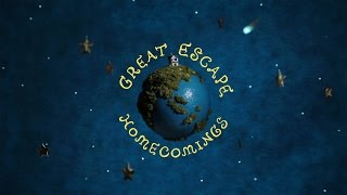 """Homecomings """"GREAT ESCAPE""""(Official Music Video)"""