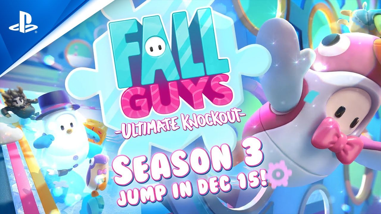 Fall Guys Season 3 drops Crown Ranks and Golden Costumes ...