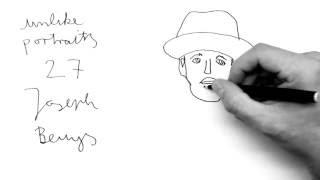 unlike portraits 27 - Joseph Beuys