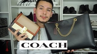 WHATS NEW IN COACH FOR SPRING 2020