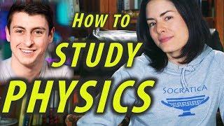 How to Study Physics    Study Tips    Simon Clark