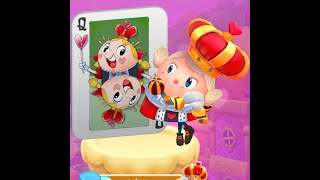 Candy Crush Friends Saga - Nutcracker King Of Hearts Costume