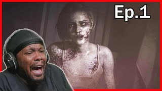 Black Guy Plays Resident Evil 3 Remake (Ep.1)