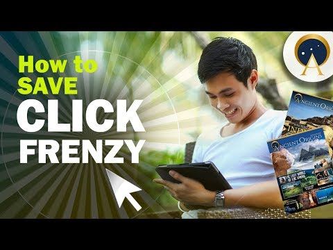 GOING CRAZY With CLICK FRENZY!  [24 Hours Of Best Deals And Discounts] | Ancient Origins