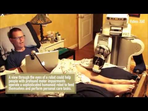 Robotic body surrogates