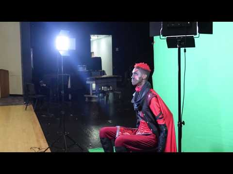 Character Video Green Screen