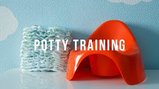 Potty Training Our Toddler Boy
