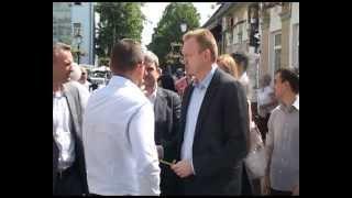 preview picture of video 'Dragan Đilas: DS na izborima u Zemunu neće voditi visoku politiku'