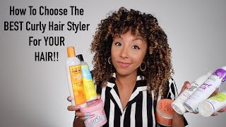 How To Choose The BEST Curly Hair Styler For YOUR  Hair!   BiancaReneeToday