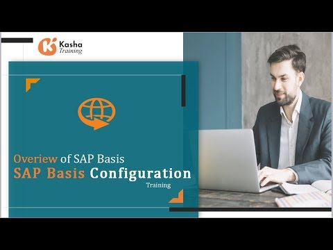 SAP BASIS Online Training   Introduction to SAP System ... - YouTube