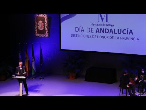 Premios M de Málaga desde el Edgar Neville