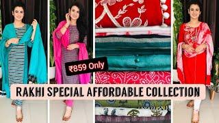 Cotton Printed Kurta Sets Under @999/-