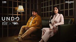 Undo - POP PONGKOOL X WONDERFRAME (JOOX 100x100 SEASON 2) 「Official MV」