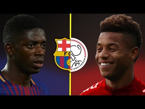 Ousmane Dembele VS David Neres - Who Is The Best Talent? - Amazing Skills & Goals - 2019