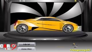 Game lắp ráp siêu xe