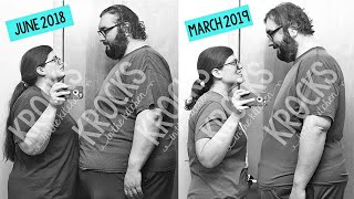800 Pound Couple Tries Potato Diet For 2 Weeks, Inspired by Penn Jillette, Kevin Smith & Ray Cronise