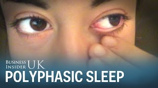 I slept 4.5 hours a night following a polyphasic sleep routine
